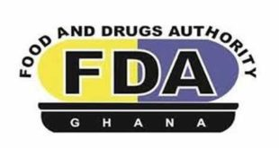 FDA Destroys Unwholesome Goods In Sunyani