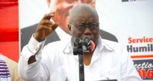 I'll Relocate GNPC Head Office To Takoradi – Nana Addo