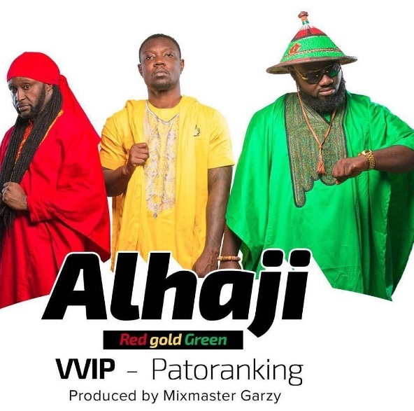 VVIP Ft Patoranking – Alhaji – Official Music Video