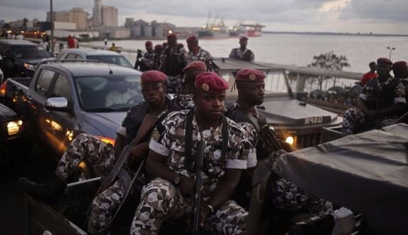 Soldiers mutiny in 3 Ivory Coast cities over pay