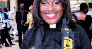 Fmr. Radio Presenter In 'Gang Rape Hoax' Ms Ada Now A Pastor (Photo)