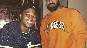 Drake meets his hit's viral dance creator