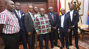 Akufo-Addo to intervene in KNUST management impasse with halls