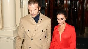 Beckham admits marriage is 'hard work'