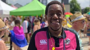 Kenya gay rugby player 'granted bail'
