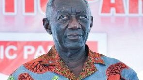 Kufuor clears air on ex-gratia