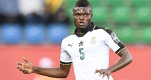 Partey fails to make Caf 10-man shortlist for Footballer of the Year award