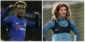 Hudson-Odoi, Ampadu set to feature for Chelsea in Europa League game against Vidi