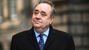 Scottish ex-leader Alex Salmond arrested for 'sexual harassment'