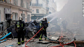 Four killed, dozens hurt in Paris bakery explosion