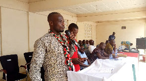 Election 2020: Don't be intimidated by NPP's lawless vigilante groups – Sawla NDC youth urges supporters