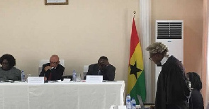 Short Commission's day one sitting has given hope – Aning