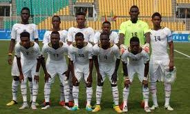 Ghana Under 23 team break free from plane crash on their way to Gabon for AFCON second leg