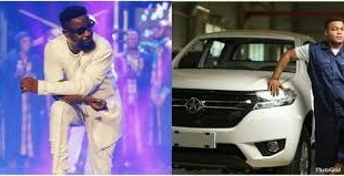 Sarkodie orders his first kantanka car