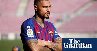 Kevin Prince Boateng named in Barcelona Champions League squad to face Man United