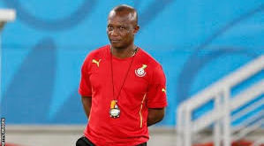 Coach Kwesi Appiah broke down after the AFCON 2019 elimination