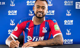 Jordan Ayew joins Crystal Palace on a three-year deal