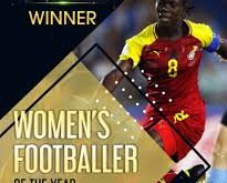 Mukarama Abdulai wins Women's Football and Future Star Awards: Ghana Football Awards