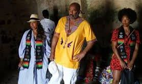 I felt real pain in Ghana slave castle: Slavery – Steve Harvey