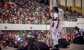 Big turnout at Fancy Gadam's 'Dream concert'