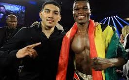 My spouse asked me to take Richard Commey bout – Teofimo Lopez